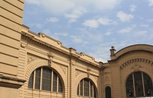 Fachada do Mercado Municipal