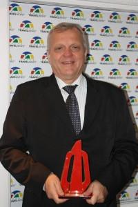 Rubens Augusto Régis, do Costão do Santinho