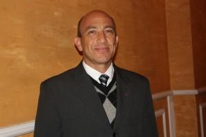Roberto Adler, representando a Agaxtur