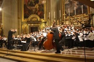 Apresentação aconteceu em 29 de outubro na Basílica de Santo Inácio