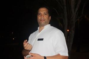 Dreams La Romana Resort& Spa: Jorge Espejo, gerente de vendas do empreendimento fez questão de mostrar todo o empreendimento ao grupo de jornalistas