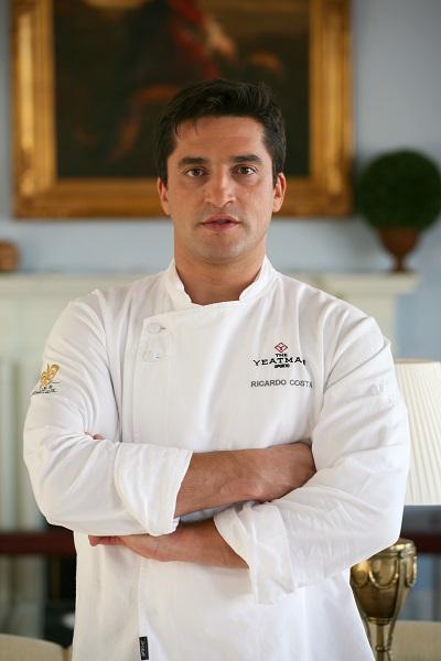 Chef Ricardo Costa
