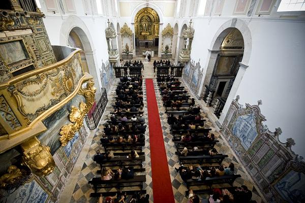 Casamento Ana & Manuel - Convento do Espinheiro 19 Setembro 2009