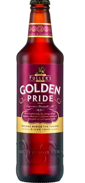 cerva golden pride