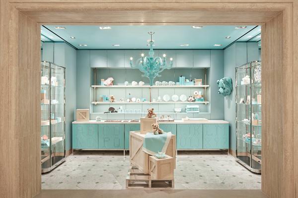 c9db4c8ca54ec Tiffany   Co. lança linha Home   Acessórios e abre o Blue Box Café em NY