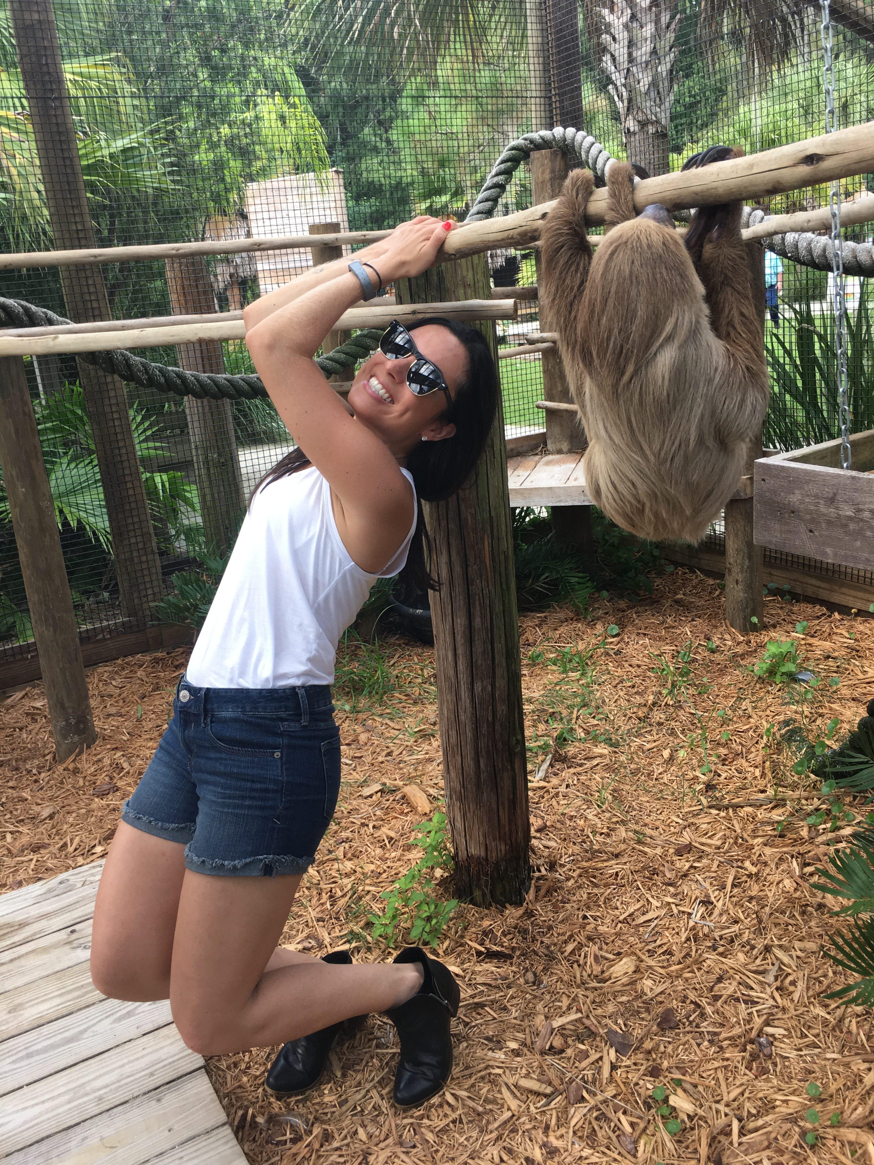 Zoológico em Kissimmee