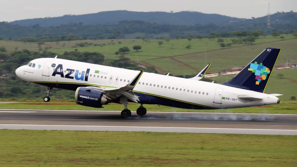 azul-mantem-voos-internacionais-para-estados-unidos-e-europa-entre-abril-e-maio