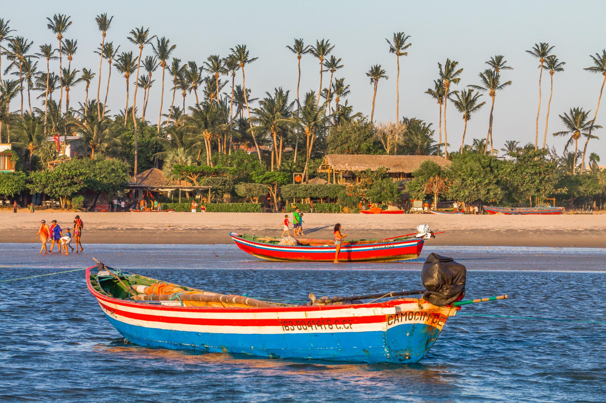 Praia, diversão e segurança: o estado do Ceará